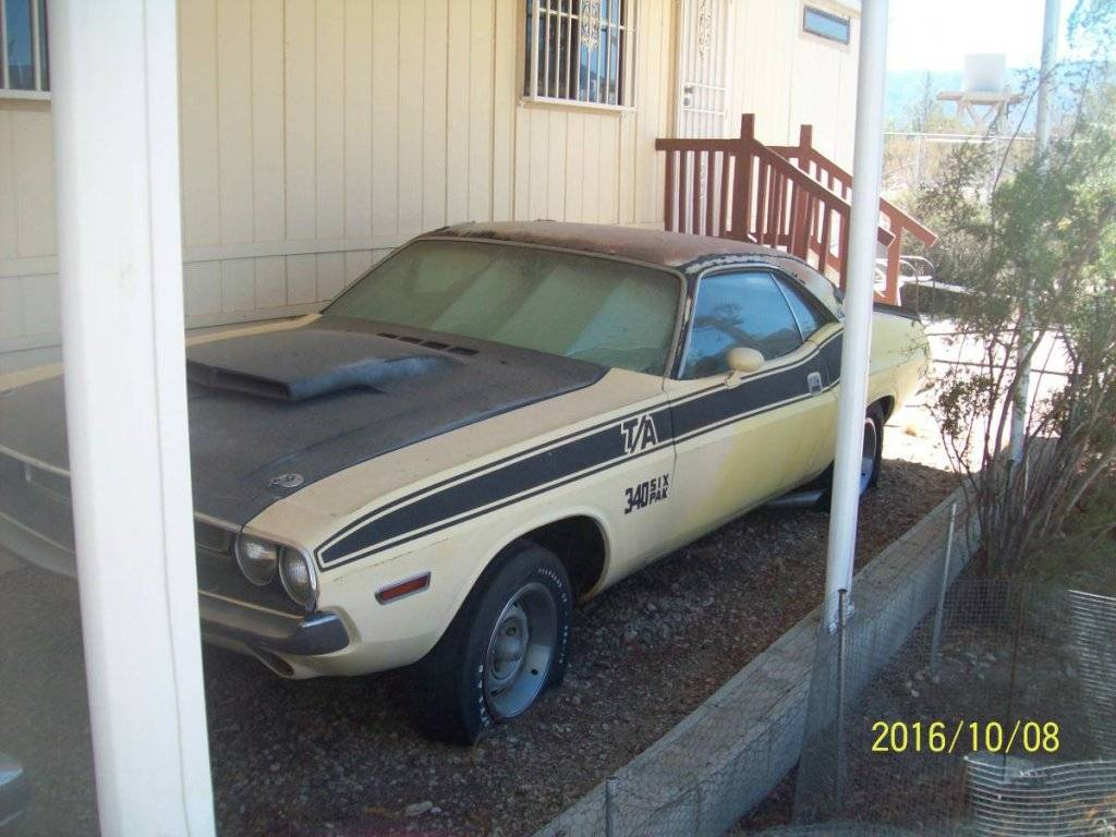 70 Ta Challenger For Sale Intact Project Craigslist Not Mine For
