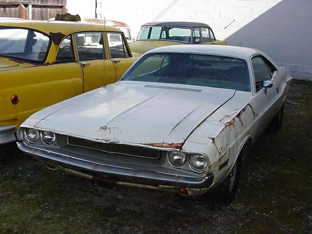 FOR SALE - 70 Challenger 6 cyl automatic car for sale LA ...