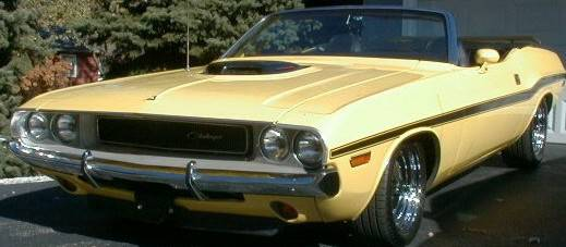 Craigslist Baltimore Cars >> For Sale 70 Y1 Challenger Vert For Sale Baltimore