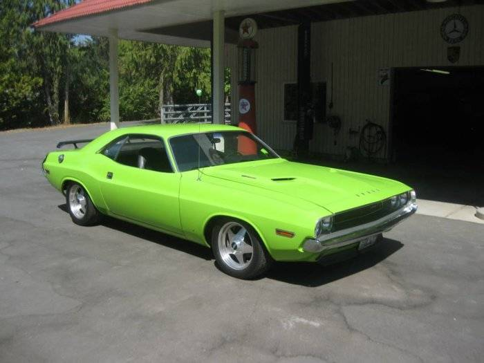 FOR SALE - 70 Challenger A66 4 sp for sale 35K in Langley ...
