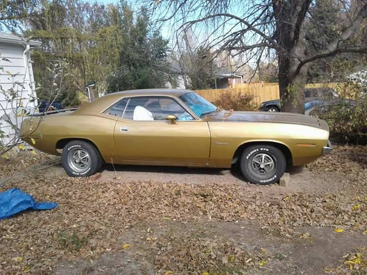 70 Barracuda For Sale (not mine) Denver Craigslist | For E