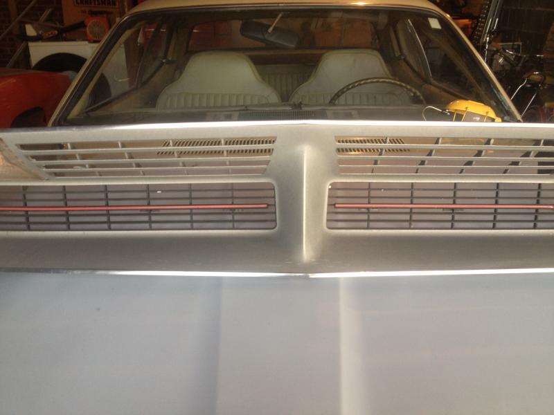 Garages Open Near Me >> SOLD - 1970 Cuda grille | For E Bodies Only Mopar Forum
