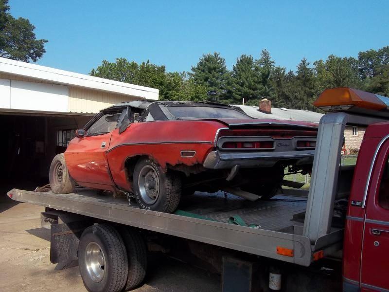SOLD - 1971 dodge challenger pace car | For E Bodies Only Mopar Forum
