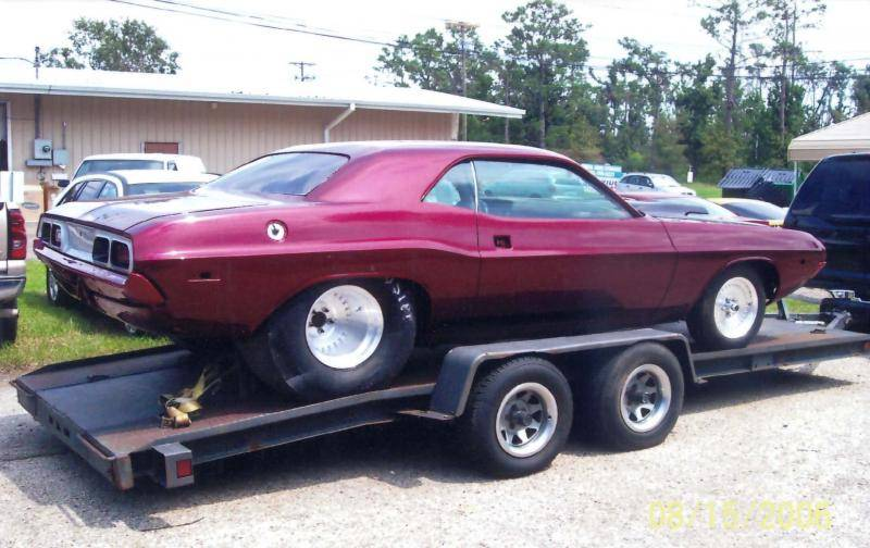 1974 Dodge Challenger Drag Pro Street Car For E Bodies