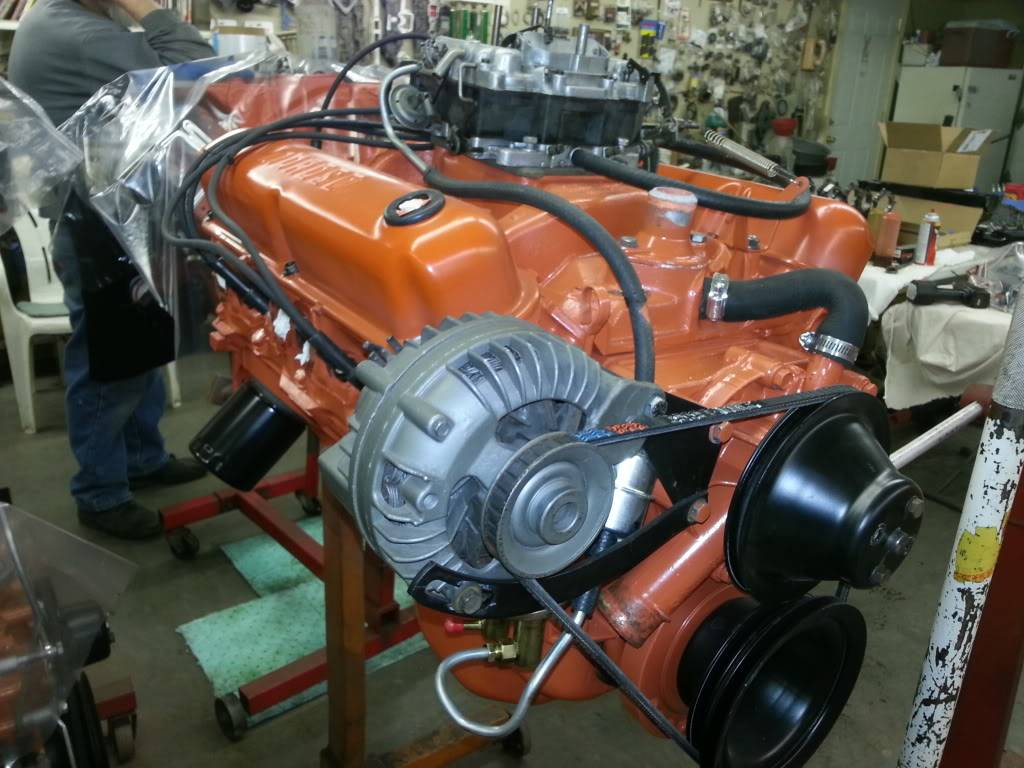 sold 1970 340 engine rebuilt ready to go 3 500 for e bodies only mopar forum. Black Bedroom Furniture Sets. Home Design Ideas
