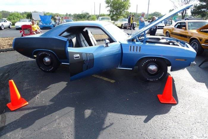 SOLD - '71 'Cuda for sale or trade | For E Bodies Only Mopar