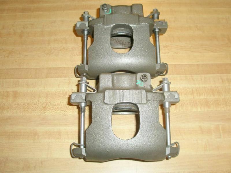 Disc Brake Rotors >> SOLD - Mopar REBUILT Kelsey Hayes Disc Brake Calipers 1970 ...