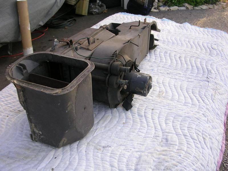 1970 Challenger Heater Box For E Bodies Only Mopar Forum