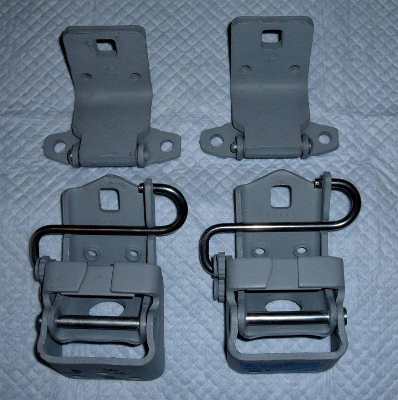 E Body Door Hinges Remanufactured For E Bodies Only