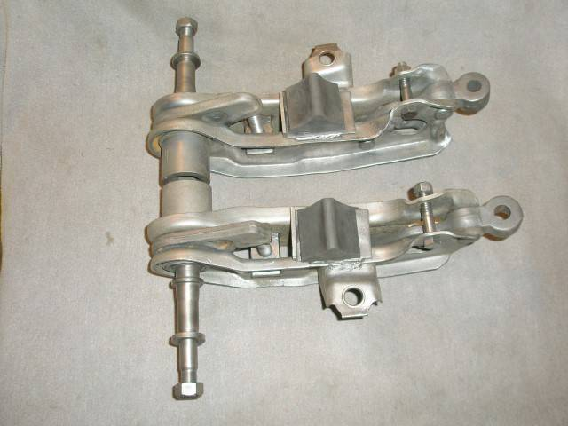 SOLD - *REBUILT* Lower Control Arms Sway Bar Mounts 70-74 E Body 70-72 B Body | For E Bodies ...