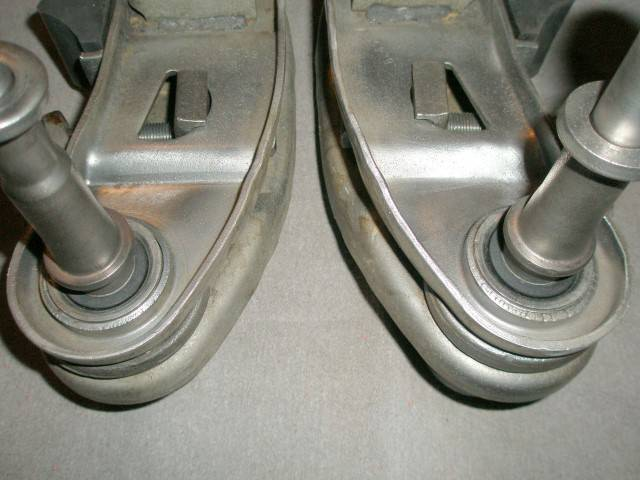 SOLD - *REBUILT* Lower Control Arms Sway Bar Mounts 70-74 ...