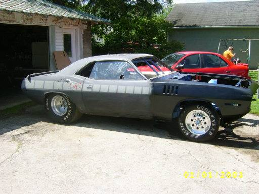 2014 Dodge Challenger For Sale >> 1973 plymouth barracuda drag car | For E Bodies Only Mopar ...