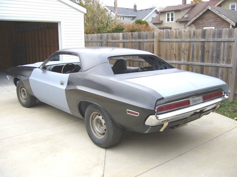 Sold 1970 Challenger Project Car For Sale Or Trade For
