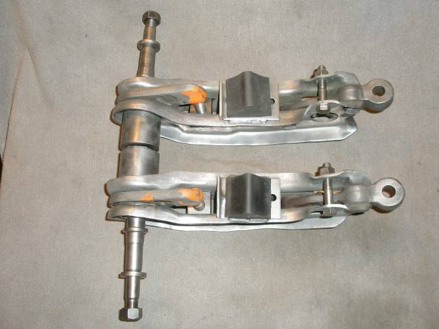 SOLD - REBUILT Lower Control Arms 70-74 E Body, 62-72 B ...