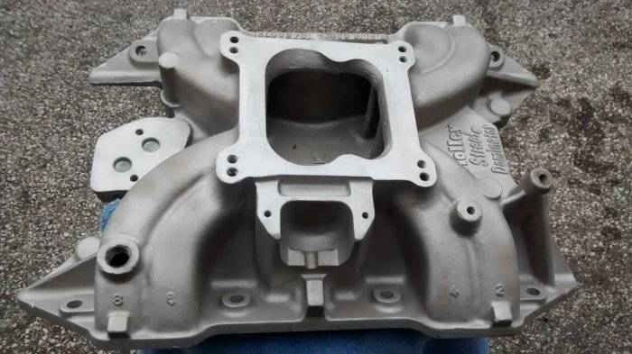 SOLD - Holley Street Dominator Intake For RB! | For E Bodies