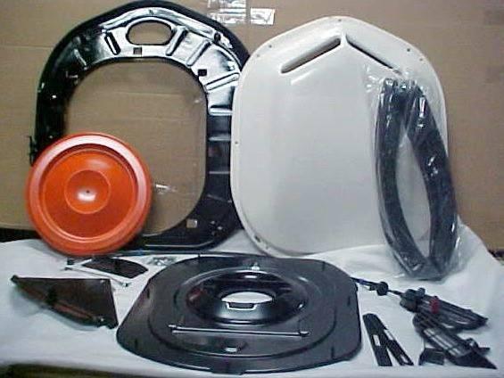 SOLD Challenger Shaker Hood Set Up For Sale New