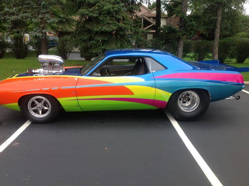 2015 Dodge Barracuda >> 1974 Pro Street Barracuda Street, Strip, Show Car | For E ...