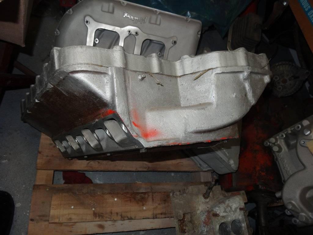 Challenger Shaker For Sale >> 426 Hemi intake manifolds-Stock-Rat Roaster-NASCAR | For E Bodies Only Mopar Forum