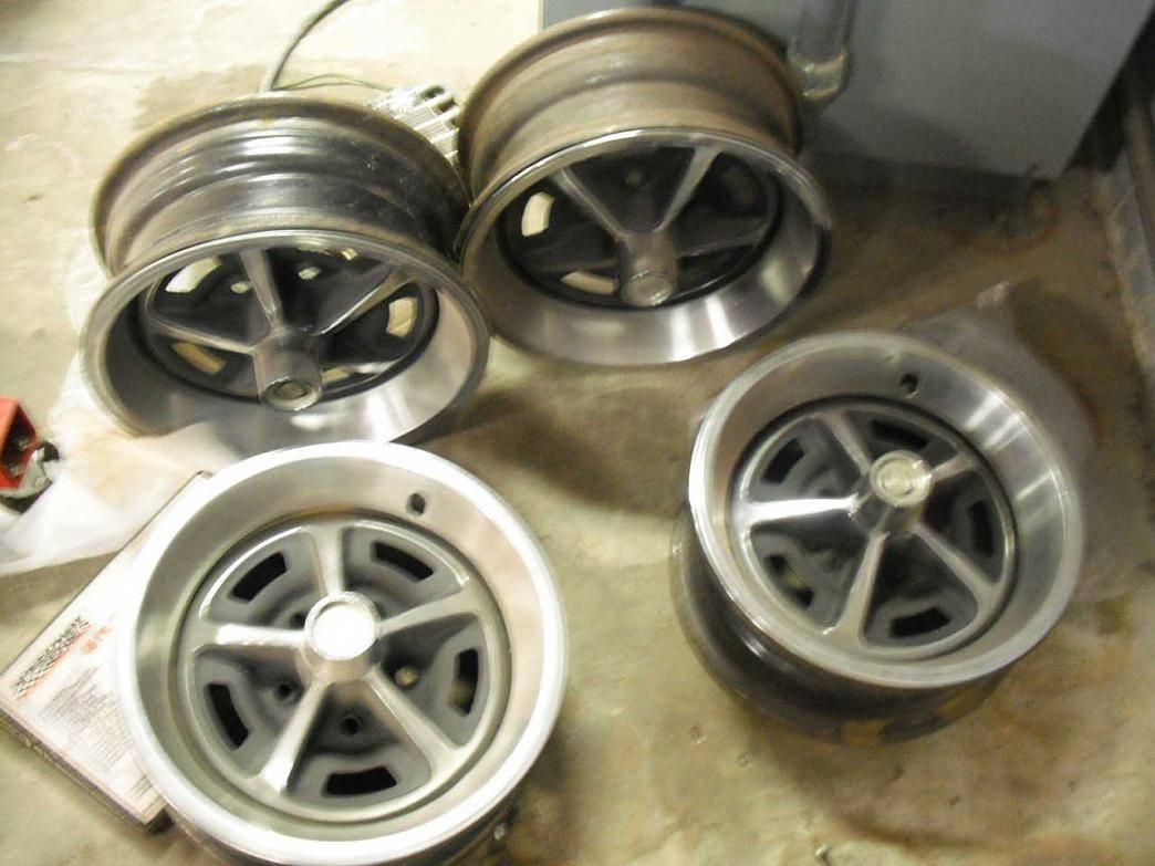 2016 Dodge Magnum >> 4 magnum 500 wheels | For E Bodies Only Mopar Forum