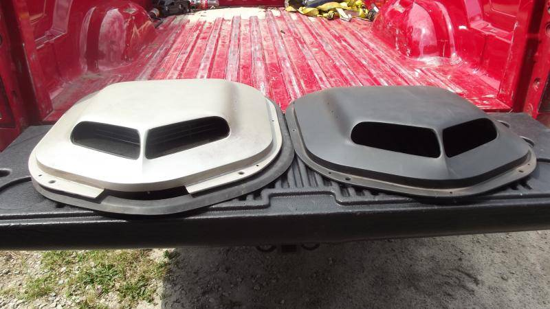 2014 Dodge Challenger For Sale >> SOLD - 'Cuda Challenger Shaker hood parts | For E Bodies Only Mopar Forum