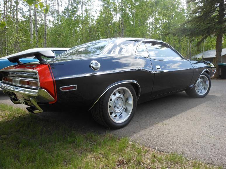 "Dodge Challenger 2014 >> 17"" Rally Wheel Pics   For E Bodies Only Mopar Forum"