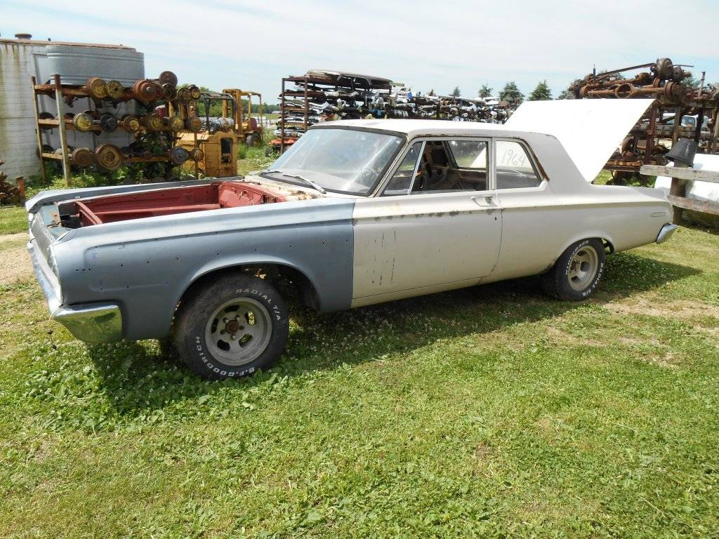 1964 Dodge 330 Project Car (Price Reduced!) - $5500 Oregon Illinois