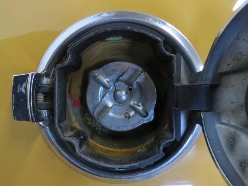 Flip top gas cap install | For E Bodies Only Mopar Forum