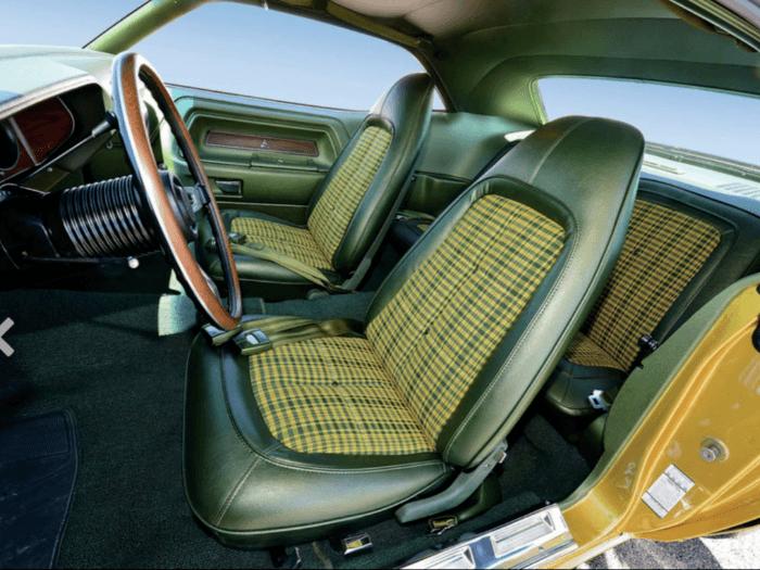Rare Challenger interior   For E Bodies Only Mopar Forum