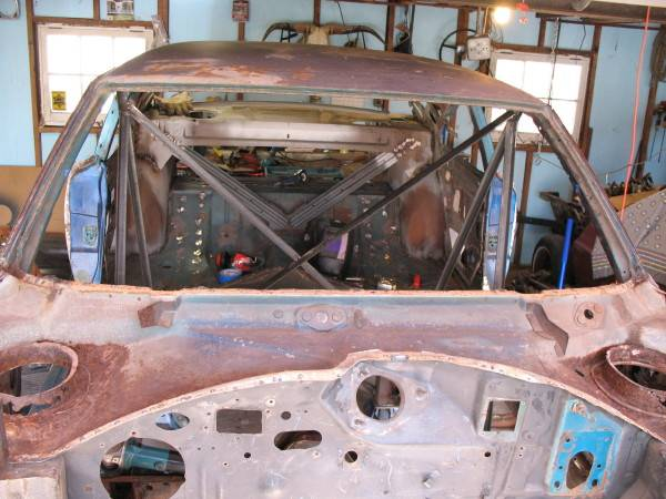 1970 Dodge Challenger Front Frame Rail Replacement For E