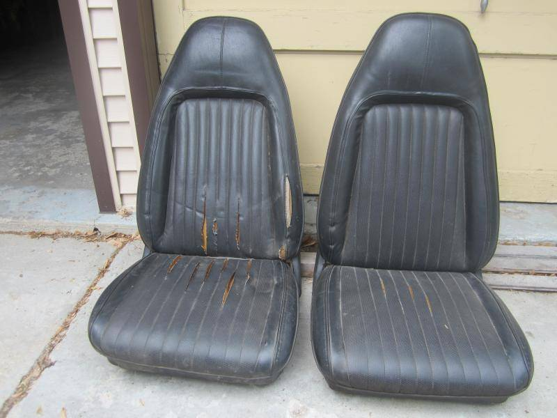 E Body Bucket Seats For E Bodies Only Mopar Forum
