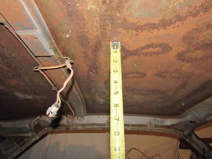 Floor pan replacement measurement? | For E Bodies Only Mopar