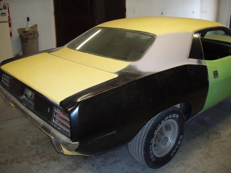 1970 Barracuda unfinished project car | For E Bodies Only Mopar Forum