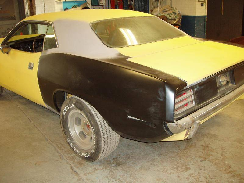 1970 barracuda unfinished project car for e bodies only mopar forum. Black Bedroom Furniture Sets. Home Design Ideas