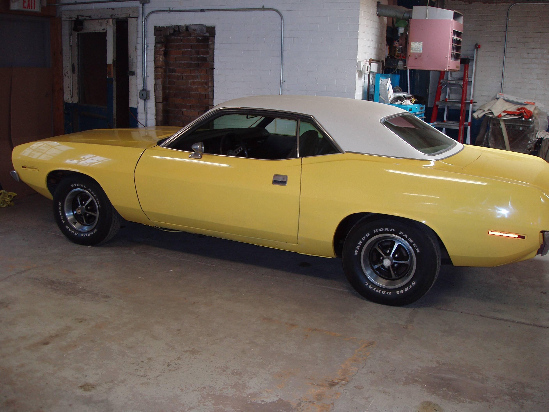 1970 Barracuda Gran Coupe matching number 383 needs work ...