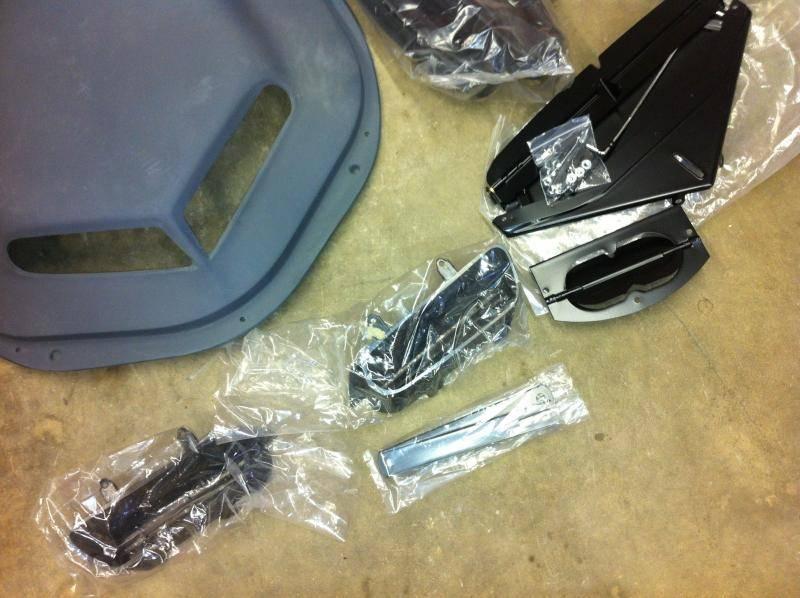Challenger Shaker For Sale >> SOLD - E-Body Shaker Hood Kit For Sale! NEW IN THE BOX! | For E Bodies Only Mopar Forum