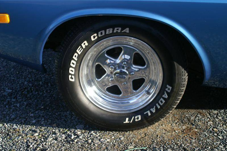 Cragar Pro star wheels and tires | For E Bodies Only Mopar Forum