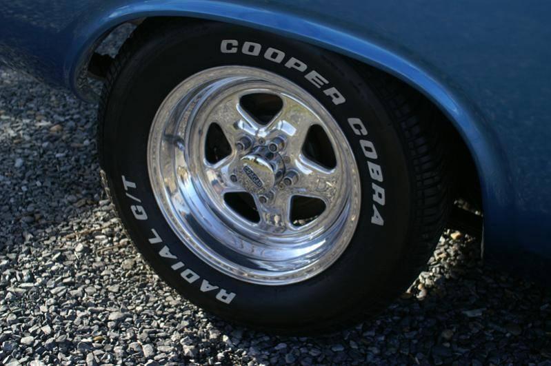 What Is Mopar >> Cragar Pro star wheels and tires | For E Bodies Only Mopar Forum