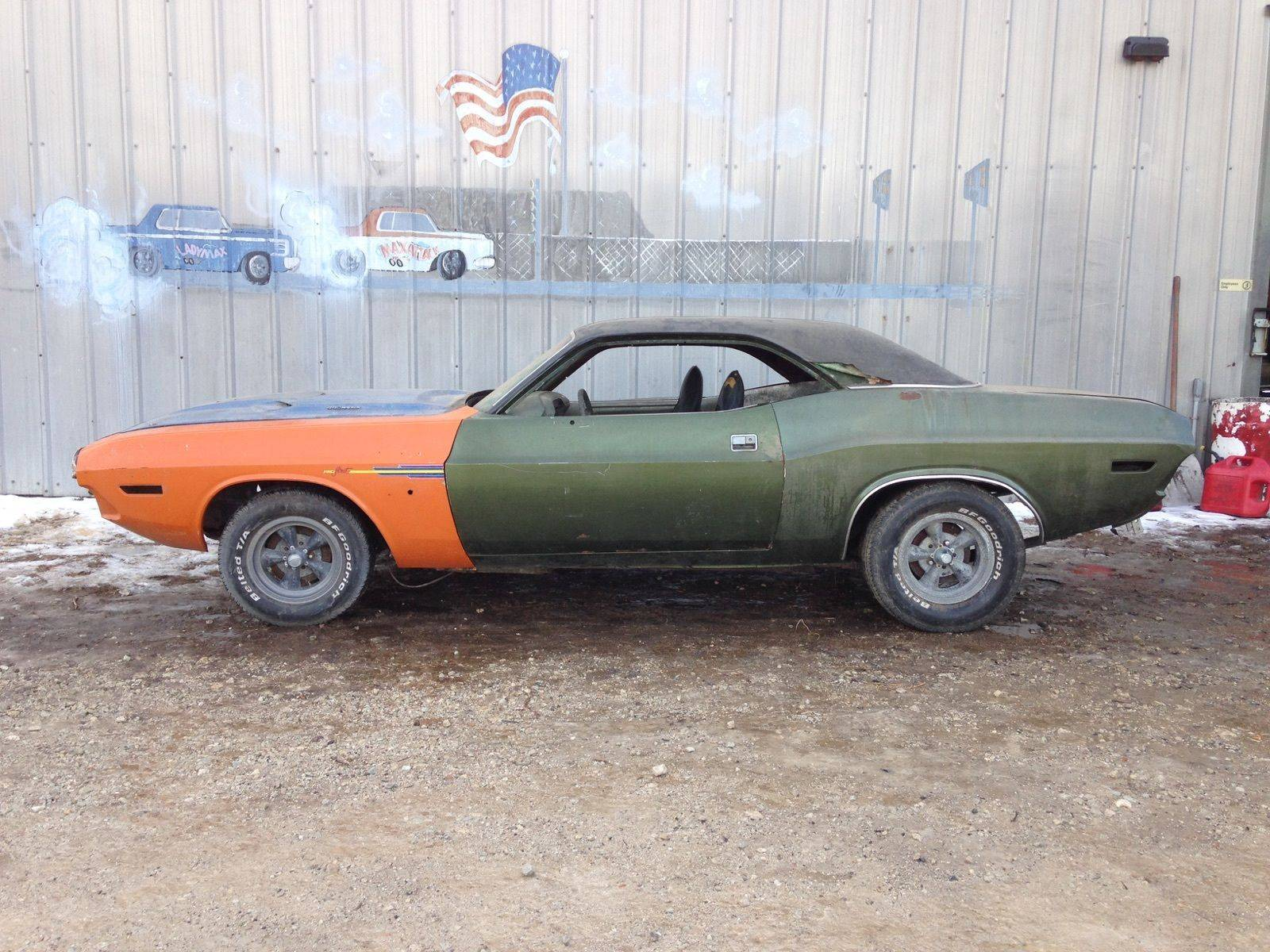 1970 Dodge Challenger Project Car For Sale >> 70 Challenger RT Project for sale on ebay | For E Bodies Only Mopar Forum