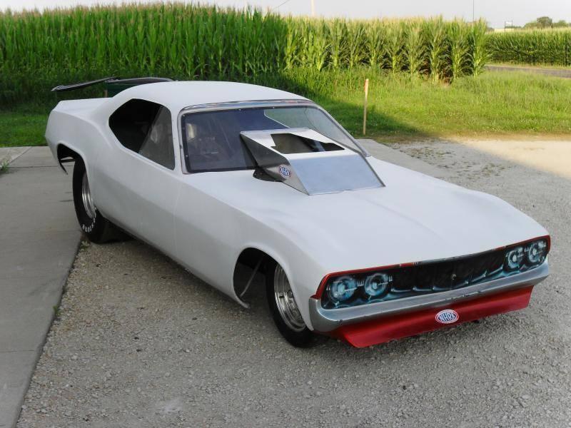 For Sale 1970 Cuda Funny Car | For E Bodies Only Mopar Forum