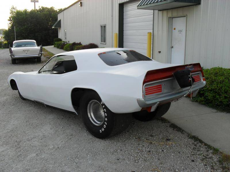 For Sale 1970 Cuda Funny Car | For E Bodies Only Mopar Forum