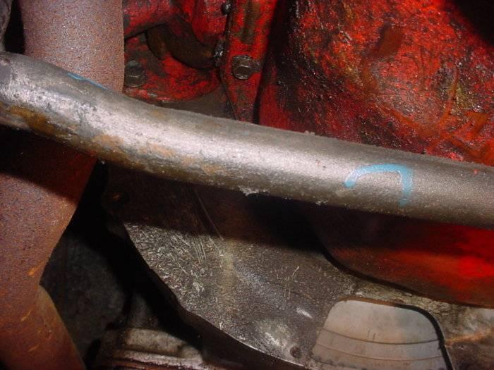 steering center link w markings.JPG